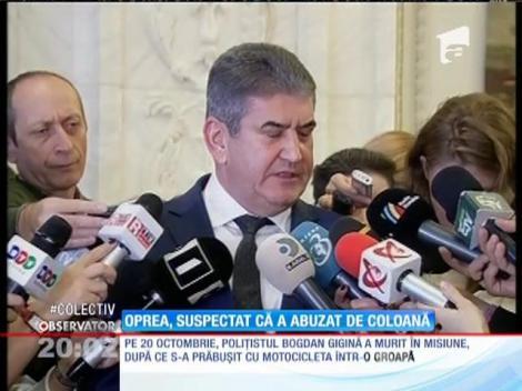 Gabriel Oprea este acuzat de abuz în serviciu