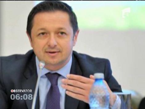 Şeful Protecţiei Consumatorilor, Marius Duncă, demis