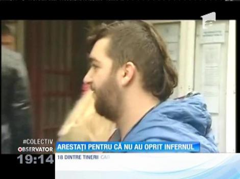 Cei doi inspectori ISU, care ştiau de situaţia clubului, au fost arestaţi