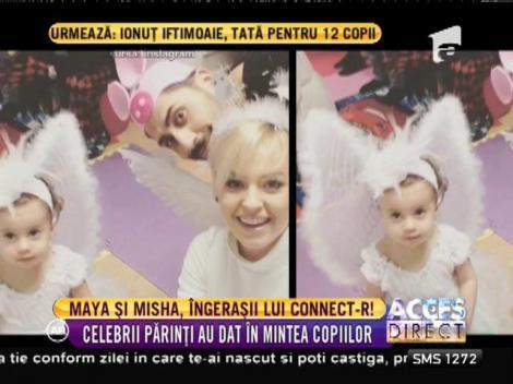 Connect-R şi Misha au dat în mintea copiilor