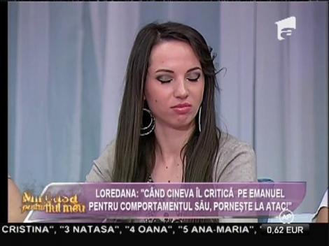 Loredana şi Emilia, discuţii aprinse: Ce şi-au reproşat concurentele