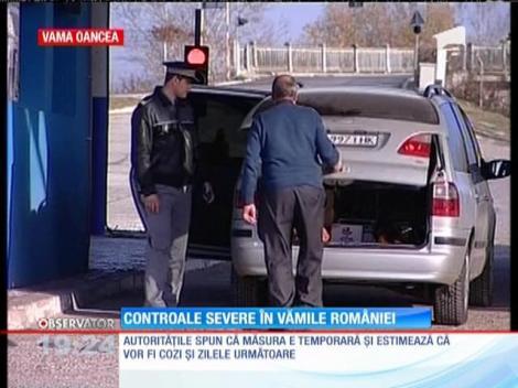 Românii care călătoresc în Uniunea Europeană vor avea parte de verificări suplimentare