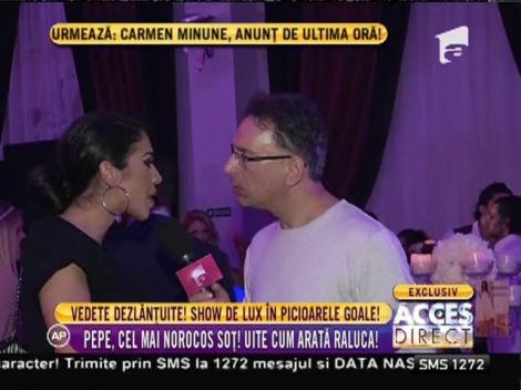 """Raluca Pastramă: """"Fetele mele sunt geloase"""""""
