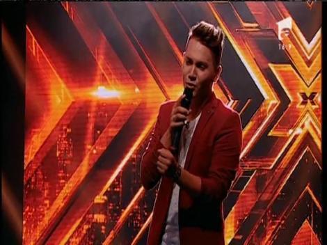 """Michael Bolton - """"How Am I Supposed To Live Without You"""". Vezi interpretarea lui Florin Răduţă, la X Factor"""