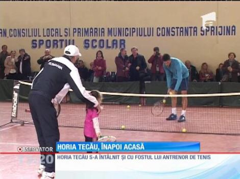 """Horia tecău a organizat o nouă ediţie """"Kid's Day"""", în locul în care a făcut primii paşi în tenis"""