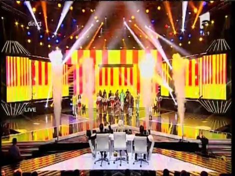"""Loredana - """"Zig Zagga"""". Vezi interpretarea Erikăi Isac, în prima Gală X Factor!"""