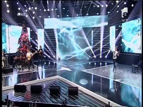 Dacă nu câştigătorii X Factor, atunci cine?! Tudor Turcu, Florin Ristei şi Adina Răducan şi-au unit forţele pentru un moment unic