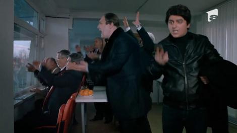 """Telefonul fara fir cu Mirel """"fara Bac"""" Radoi si Gigi Becali! Cum se desfășura un meci al Stelei!"""