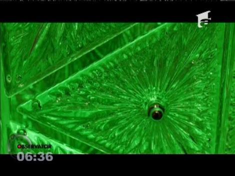 Un globul uriaş, format din 300 de triunghiuri de cristal, va coborî de Revelion în New York