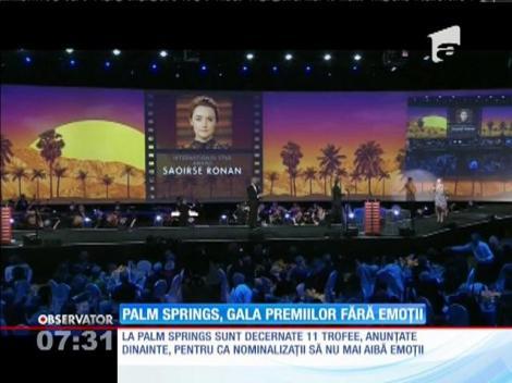 Festivalul Internațional de Film de la Palm Springs și-a desemnat câștigătorii