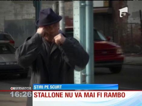 """Sylvester Stallone are parte de critici favorabile pentru filmul în care reia rolul """"Rocky"""""""