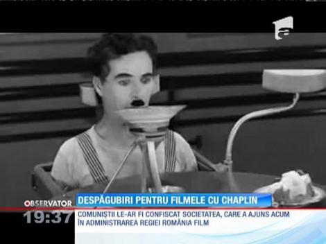 Filmele cu Stan şi Bran sau Charlie Chaplin ar putea să ne coste miliarde