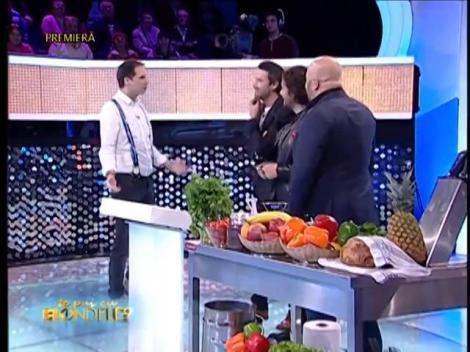 Florin Dumitrescu, Cătălin Scărlătescu și Nicolai Tand luptă împotriva armatei blondelor lui Negru!