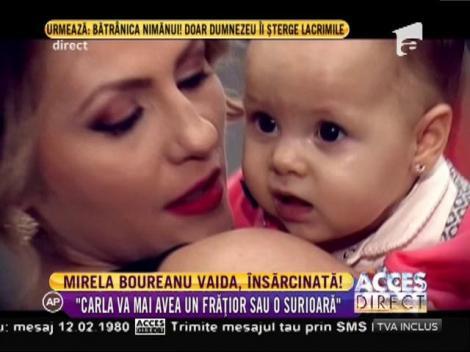 Mirela Boureanu Vaida este însărcinată!