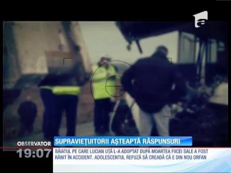 Autoritățile au pornit o anchetă în cazul carnagiului de pe centura Ploieștiului