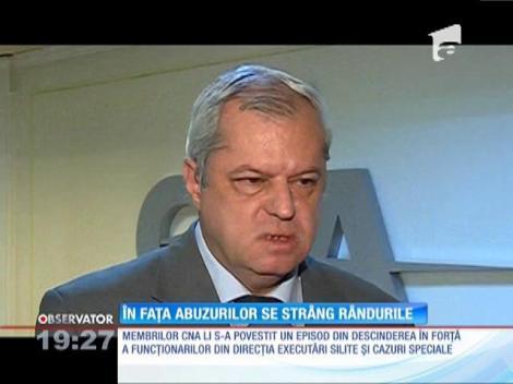 CNA cere lămuriri de la ANAF, iar realizatorii şi vedetele Antenelor vă dau întâlnire, mâine, la ora 15:00, în Piaţa Constituţiei din Bucureşti