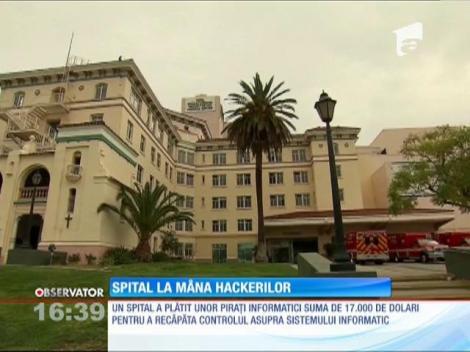 Un spital din Los Angeles a plătit 17 mii de dolari hackerilor după ce tot sistemul a fost paralizat de infractorii cibernetici
