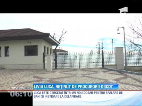 Fostul lider de sindicat al Petrom, Liviu Luca, a fost reţinut de procurorii DIICOT Ploieşti