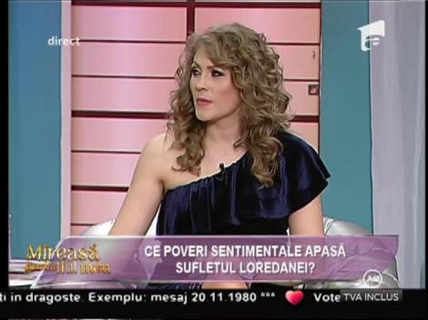 Loredana refuzat o cerere în căsătorie, chiar înainte de a intra în competiţia!
