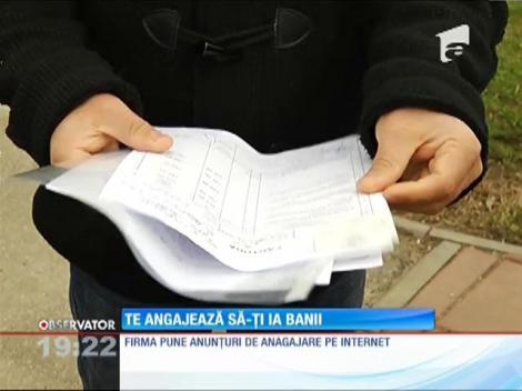 Ţepele pe care le dau firmele românilor care dau bani grei să plece la muncă în străinătate