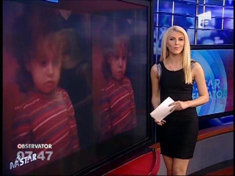 Fiica lui Connect-R şi a Mishei, filmată la coafor. Cum arată Maya la 2 ani și cât de bine seamănă cu tatăl ei
