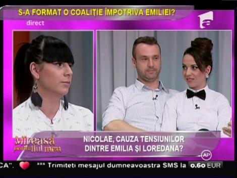 """Loredana, către Emilia: """"Suferi de dramatism şi te comporţi ca la 12 ani!"""""""