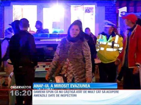 Inspectorii ANAF au închis mai multe florării din Capitală