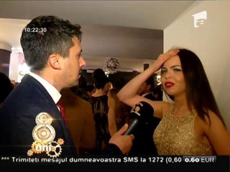 Panică, panică, panicăăăă! Barbie de România a leșinat din nou în fața camerelor, în timp ce dădea un interviu!