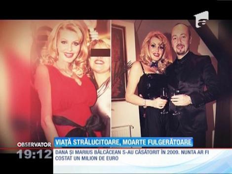 Dana Bălcăcean, una dintre cele mai frumoase manechine ale României, s-a stins la doar 40 de ani