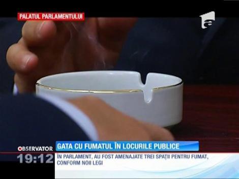 Fumatul în spaţiile publice închise devine istorie! Agenţi de la poliţia locală au luat la pas străzile