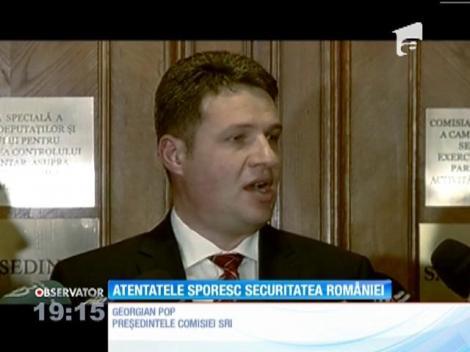 Atentatele sporesc securitatea României