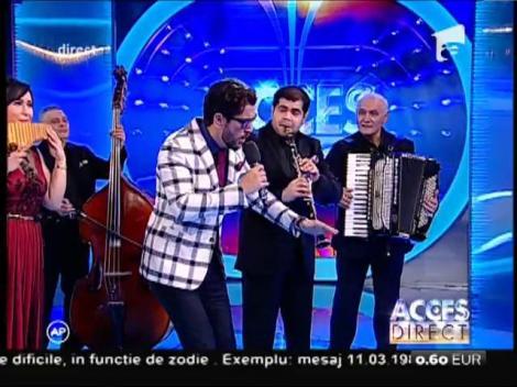 """Cezar Ouatu & Taraful Silvian Voicu - """"Uite așa aș vrea să mor"""""""