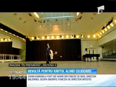 Revoltă la baletul de la Operă pentru iubitul Alinei Cojocaru