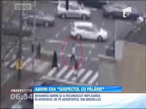 Mohamed Abrini a recunoscut că al treilea autor al atacului terorist de pe aeroportul din Bruxelles