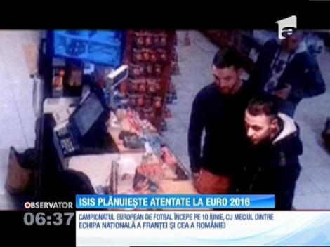 Statul Islamic plănuieşte atentate la Campionatul European de Fotbal din Franţa