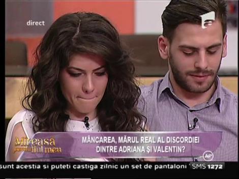 Gest șocant: Valentin a returnat Adrianei inelul de logodnă!