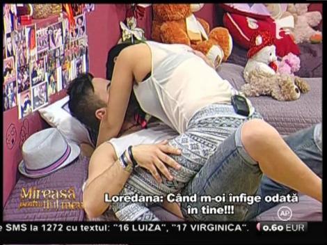 """Bebe Mihăescu: """"Loredana este o femeie care ştie să se poarte cu un băiat de 20 de ani!!"""""""