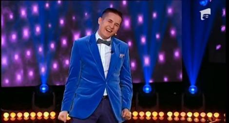 """George Tănase, """"bă, ce față de șaormar ai!"""" Ăsta da, final: Declarație de dragoste de la Cheloo: - """"Te iubesc!"""" - """"Pot să te bat?"""""""