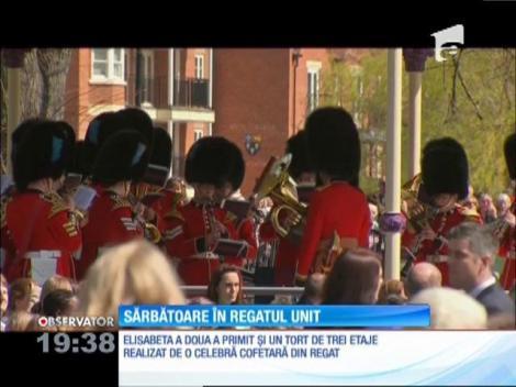 Zi de sărbătoare în Regatul Unit! Regina Elisabeta a II-a împlinit 90 de ani