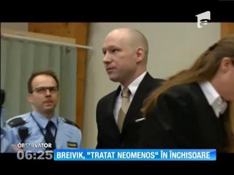 Verdict surprinzător al justiţiei din Norvegia! Statul încalcă drepturile umane ale lui Anders Breivik