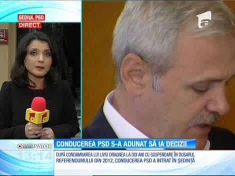 Liviu Dragnea ar putea fi înlocuit la conducerea PSD