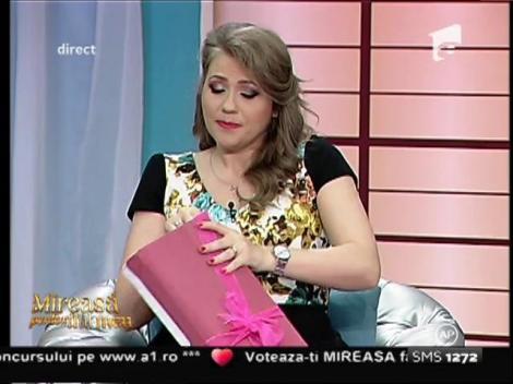 """Mirela Boureanu Vaida, surpriză pentru viitoarea ei fetiță: """"Mulțumesc din suflet"""""""