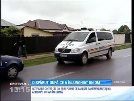 Un taximetrist de 29 de ani a dispărut după ce a înjunghiat un fost prieten