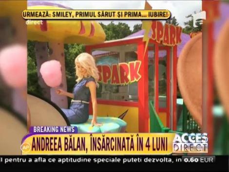 """Andreea Bălan a făcut anunțul anului! """"Mi-am dorit să aflați de la mine această veste..."""""""