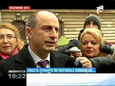 Caise şi nectarine otrăvite din Turcia, pe mesele românilor!