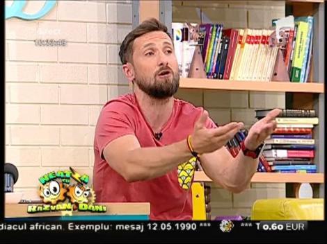 Dani Oțil îi pune la punct pe instructorii de fitness care cred că le știu pe toate!