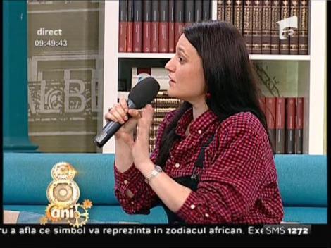 Alina Manole, de la rime la povești