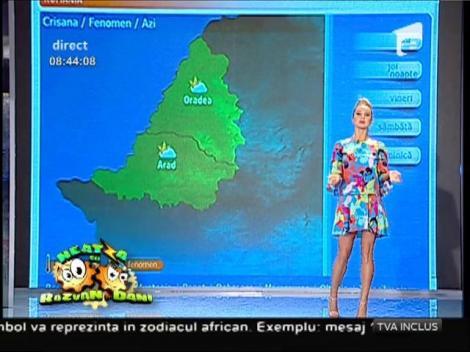 Vine vara sau toamna? Meteorologii nu au vești bune pentru noi.  În cea mai mare parte a țării, vremea rămâne instabilă și ploioasă