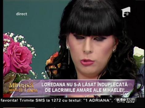 """Mihaela: """"Loredana mi-a fost precum o surioară mai mică!"""""""