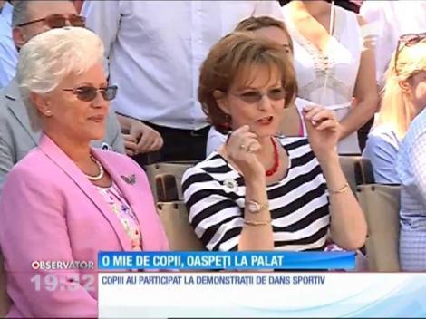 Principesa Margareta a organizat o petrecere de Ziua Copilului